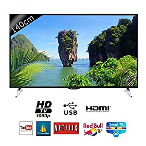 Continental edison - CONTINENTAL EDISON 55S0116B3 Smart TV Full HD 140c