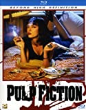 Pulp Fiction [Blu-ray] [1994] [Region A & B] [US Import]