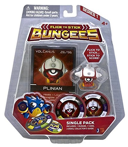 Bungees Single Pack 4