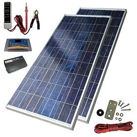 Sunforce 39626 160-Watt High-Efficiency Polycrystalline <a href=