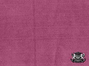 Suede-Unisuede PINK Fabric By the Yard