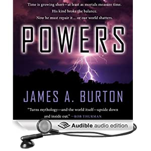 Powers (Unabridged)