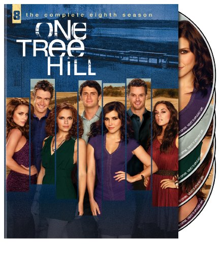 DVD : One Tree Hill: The Complete Eighth Season (Full Frame, Dolby, AC-3, , 5 Disc)