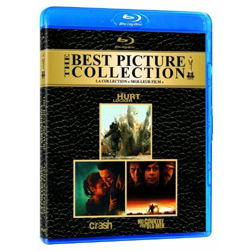 Best Picture Collection (Crash/Hurt Locker/No Country for Old Men)(Blu-ray)