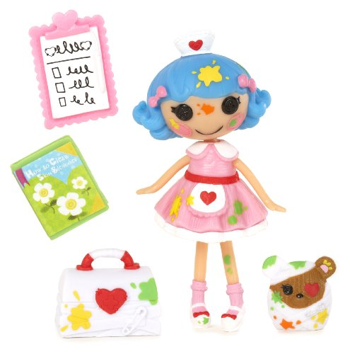 Lalaloopsy Mini Moments in Time Rosy Bumps 'N' Bruises Doll - 1