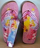 Disney Princess: 3 Princesses Childrens Beach Sandals (Size 11/12)