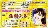 AKB48免許証 飛翔入手フライングゲット【小嶋陽菜】