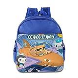 Kids The Octonauts School Backpack Funny Children School Bag