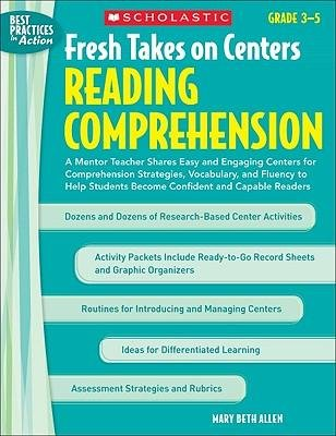 fresh-takes-on-centers-reading-comprehension-grades-3-5-a-mentor-teacher-shares-easy-and-engaging-ce