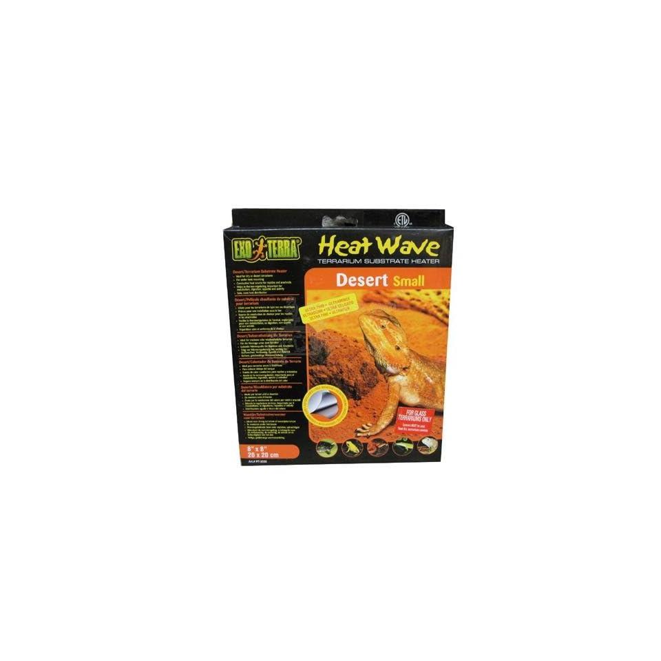 Exo Terra Heat Wave Desert Terrarium Heater Small Pet On Popscreen
