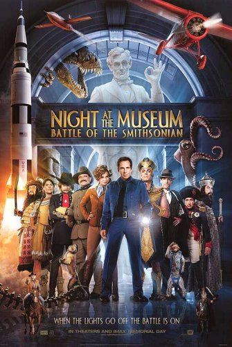 Night at the Museum: Battle of the Smithsonian / Ночь в музее 2 (2009)
