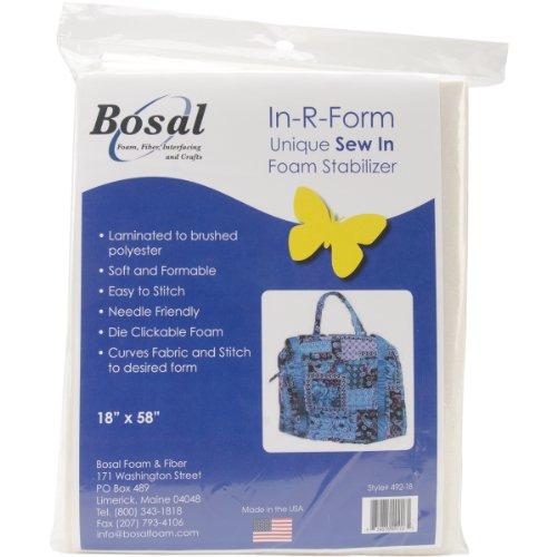 In-R-Form Unique Sew In Foam Stabilizer-18