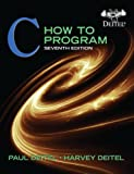 img - for C How to Program (7th Edition) (Deital How to Series) book / textbook / text book