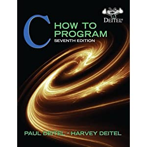 C Plus Plus - How to Program 7th Edition by Paul and Harvey Deitel PDF eBook