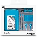 """Nintendo 3DS - Zubehör-Set """"Essential"""" (farbig sortiert)"""