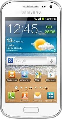 Samsung Galaxy Ace 2 i8160 White Factory Unlocked 4GB 5MP Droid