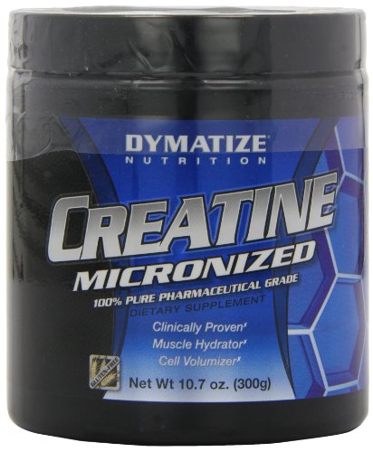Dymatize Micronized Creatine 10.7 Oz (300 G)