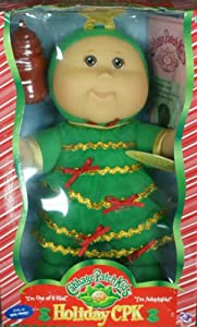 Cabbage Patch Kids doll Holiday Christmas CPK