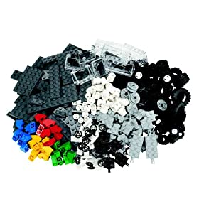 LEGO Education Wheels Set 4598357 (286 Pieces)