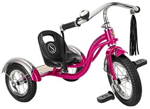 Schwinn Roadster Tricycle, Hot Pink