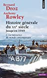 Histoire générale du XXe siècle, tome 2 par Droz