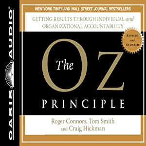 The Oz Principle Audiobook