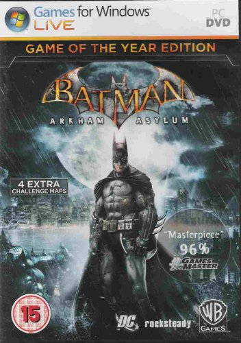 Batman: Arkham Asylum - Game Of The Year Edition (Uk)