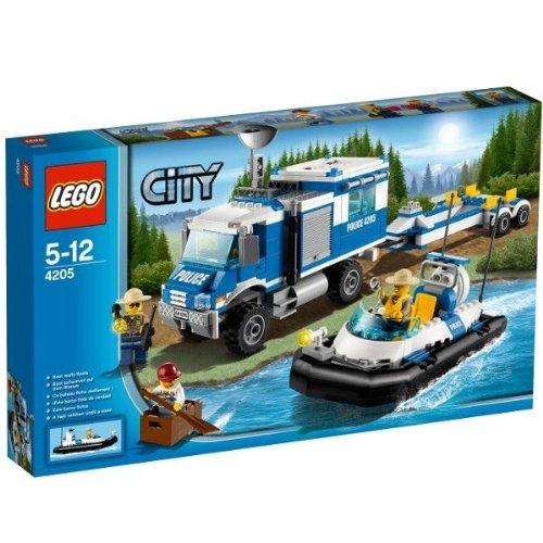 LEGO City 4205 – Polizei Kommandozentrale günstig