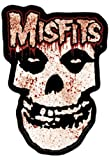 Licenses Products Misfits Bloody Skull Sticker