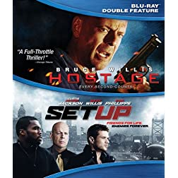 Hostage/Set Up [Blu-ray]