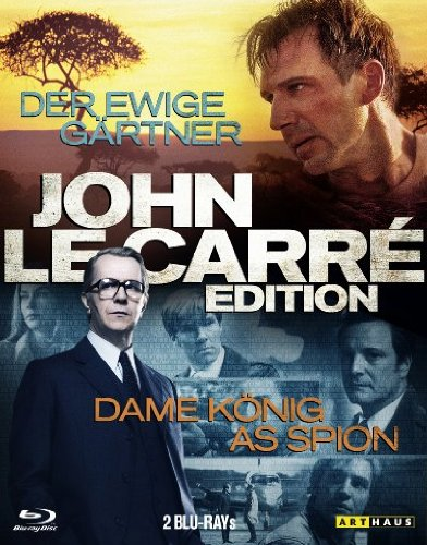 John le Carre Edition: Der ewige Gärtner / Dame König As Spion [Blu-ray]