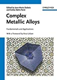 img - for Complex Metallic Alloys: Fundamentals and Applications book / textbook / text book