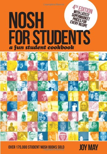 Nosh For Students - A Fun Student Cookbook