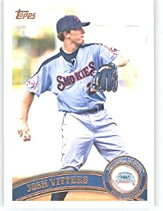 2011 Topps Pro Debut #144 Josh Vitters Tennesse Smokies Minor League Prospect... by Topps Pro Debut