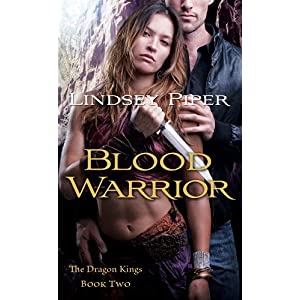 Blood Warrior by Lindsey Piper