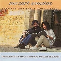 Mozart, W.A.: Violin Sonatas Nos. 17, 18, 24 and 27 (Arr. for Flute and Piano)
