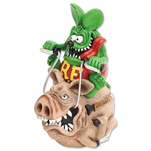 ラットフィンク ホグ ライド コインバンク Rat Fink Hog Ride Coin Bank