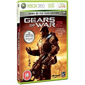 Gears of War 2 - Game Of The Year Edition (Xbox 360)