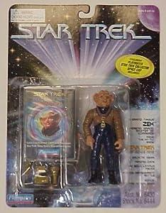 "Star Trek Deep Space Nine Grand Nagus Zek 4.5"" Action Figure"