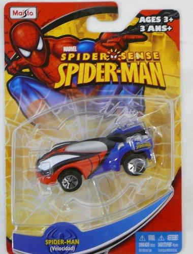 Marvel Spider Sense Spider-Man - Velocidad