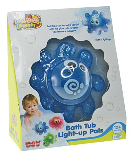 Little Learner Bathtub Light-Up Octopus