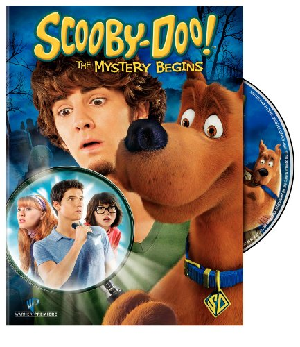 Cover art for  Scooby-Doo! The Mystery Begins
