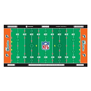 Miami Dolphins Finger Football!