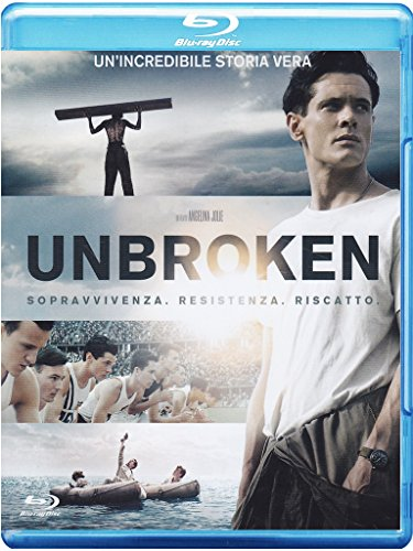 Unbroken [Blu-ray] [IT Import]