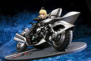 Fate/Zero セイバー&セイバー・モータード・キュイラッシェ (1/8スケール PVC塗装済み完成品)