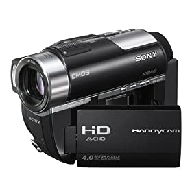 Sony HDR-UX10 4MP DVD High Definition Handycam Camcorder with 15x Optical Zoom