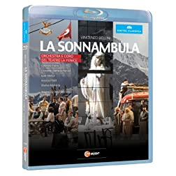 Bellini: La Sonnambula (Blu Ray) [Blu-ray]