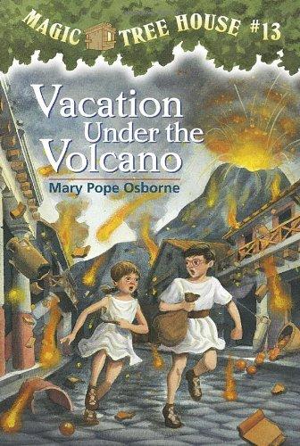 Vacation Under the Volcano (Magic Tree House, No. 13) (Magic Tree House Volcano compare prices)