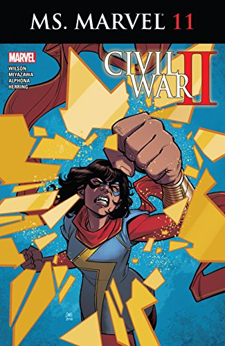 Ms. Marvel (2015-) #11 (Ms Marvel 11 compare prices)