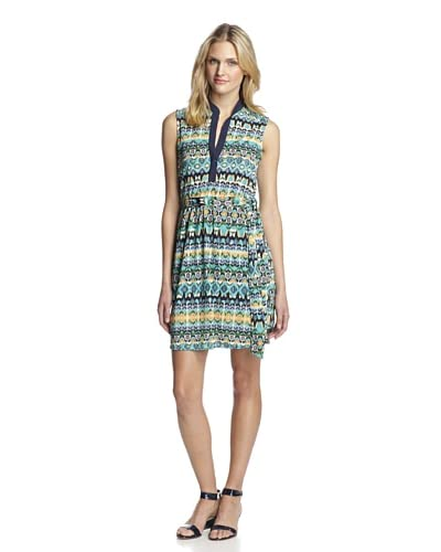 Hutch Women's Printed Shirt Dress